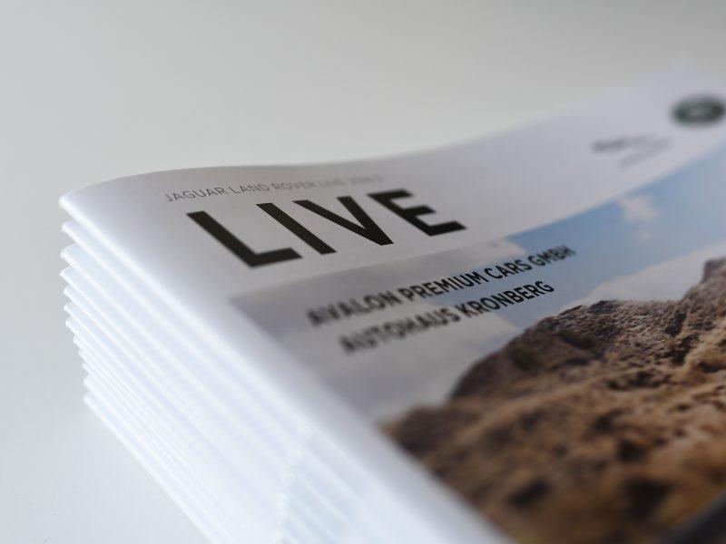 JAGUAR LAND ROVER  |  LIVE Händlermagazine