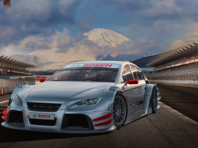 BOSCH Motorsport Asia  |  Headerbild Website