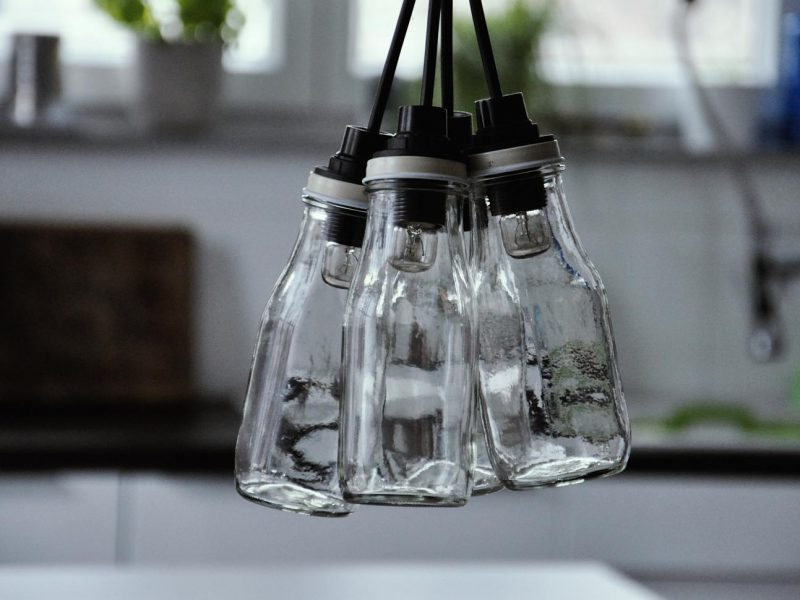 "Essplatzlampe ""Milkinglight"""
